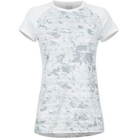 Marmot Crystal Camiseta manga corta Mujer, white mind game